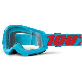 100% Strata Anti-Fog Goggles Gen2 summit/clear
